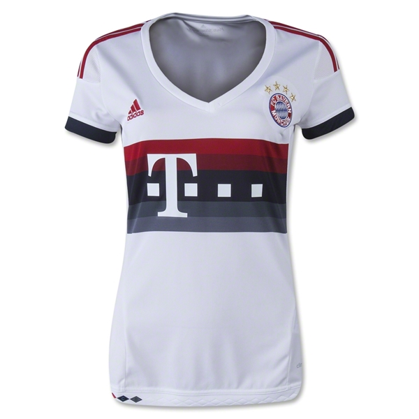Bayern Munich 15/16 Women's Away Jersey