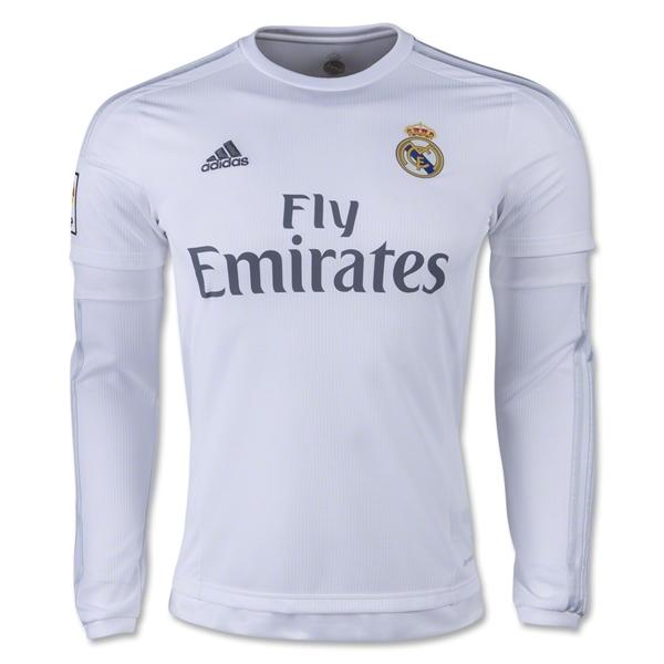 Camiseta de la 2ª equipación Real Madrid 2016 17  25bc4fb1679ae