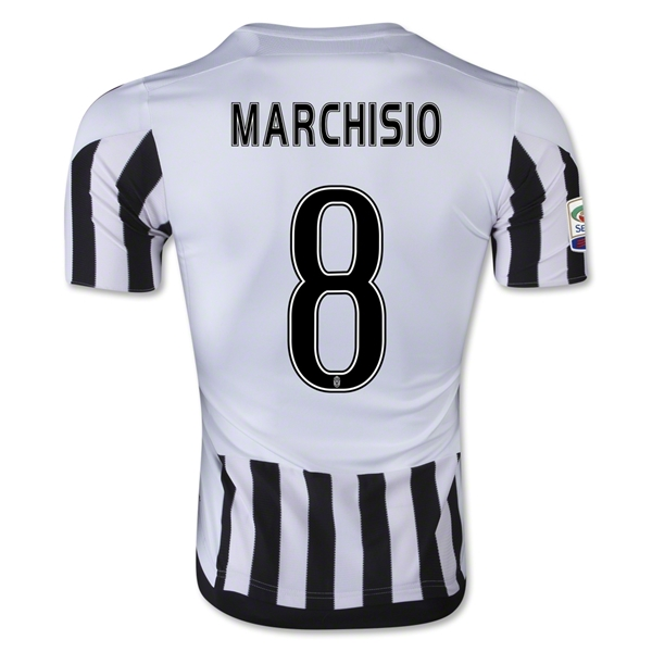 Juventus 15/16 MARCHISIO Home Jersey