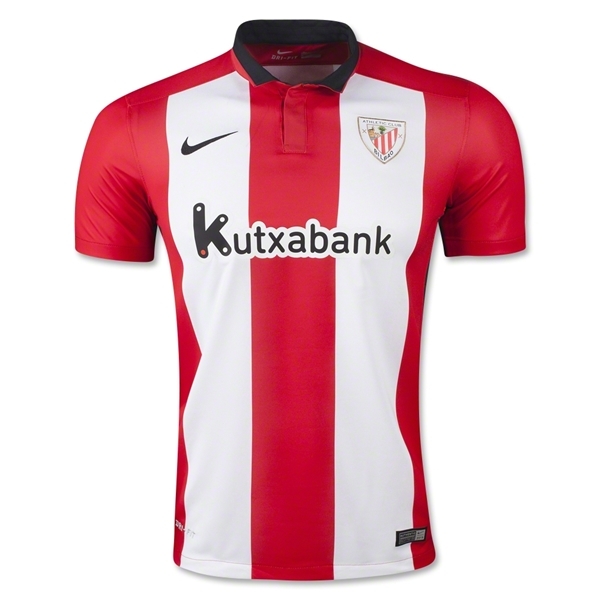 Athletic Bilbao 15/16 Home Jersey
