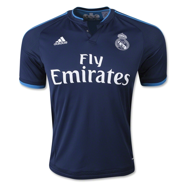 Real Madrid 15/16 Third Jersey