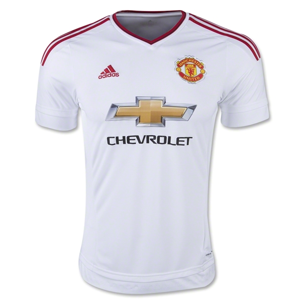 Manchester United 15/16 Away Jersey