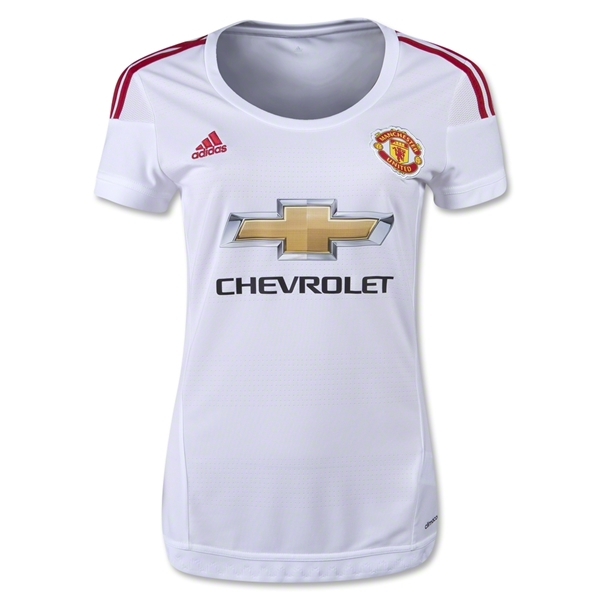Manchester United 15/16 Women's Away Jersey