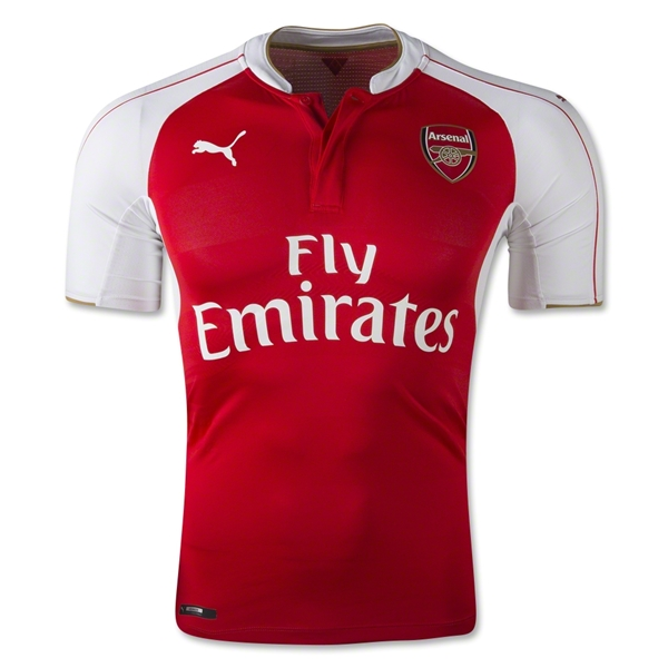 Arsenal 15/16 Authentic Home Jersey