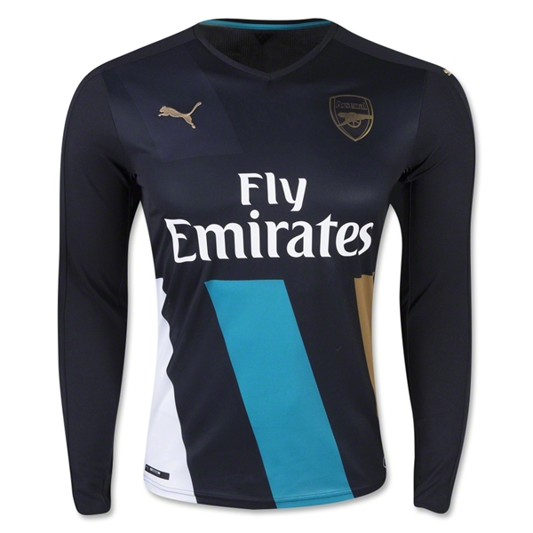 Arsenal 15/16 LS Cup Jersey