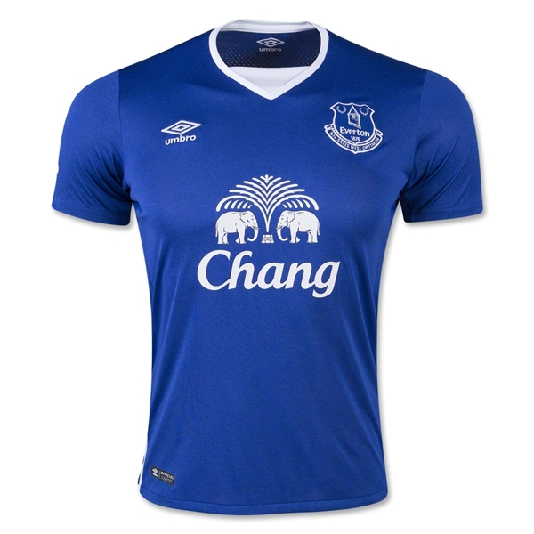 Everton 15/16 Home Jersey