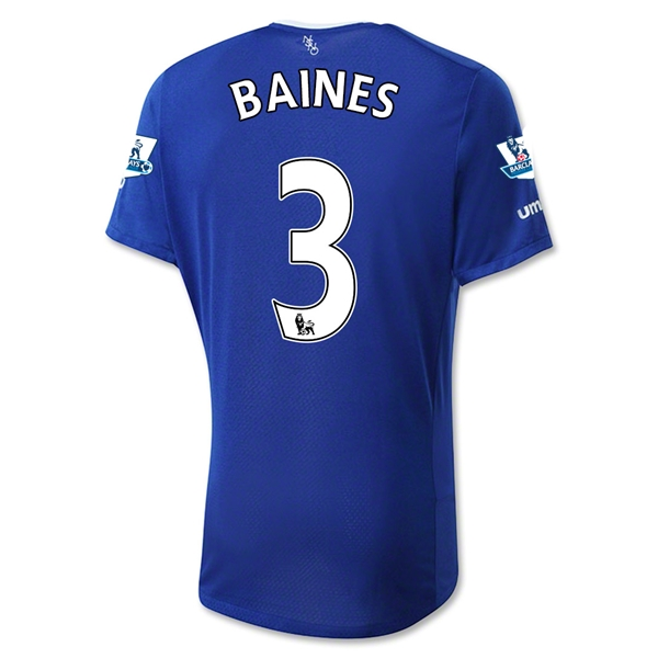 Everton 15/16 BAINES Home Jersey