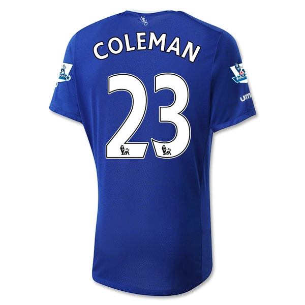 Everton 15/16 COLEMAN Home Jersey