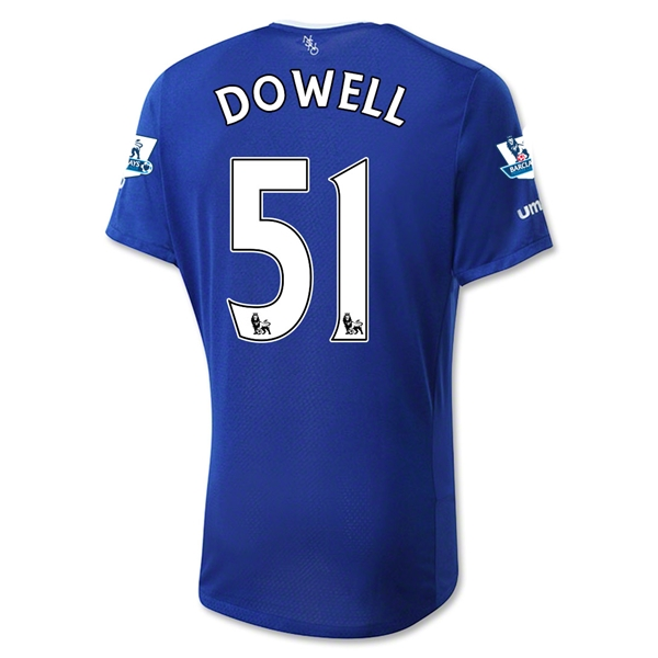 Everton 15/16 DOWELL Home Jersey