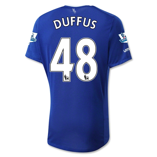 Everton 15/16 DUFFUS Home Jersey