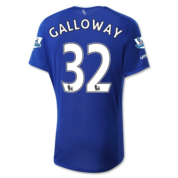 Everton 15/16 GALLOWAY Home Jersey