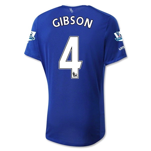 Everton 15/16 GIBSON Home Jersey