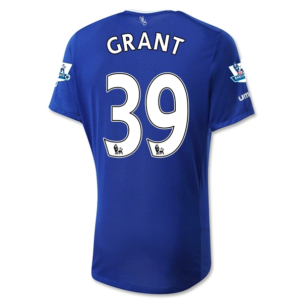 Everton 15/16 GRANT Home Jersey