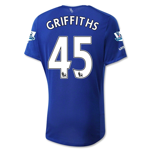 Everton 15/16 GRIFFITHS Home Jersey