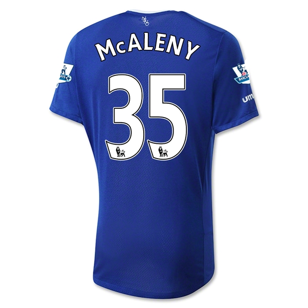 Everton 15/16 MCALENY Home Jersey