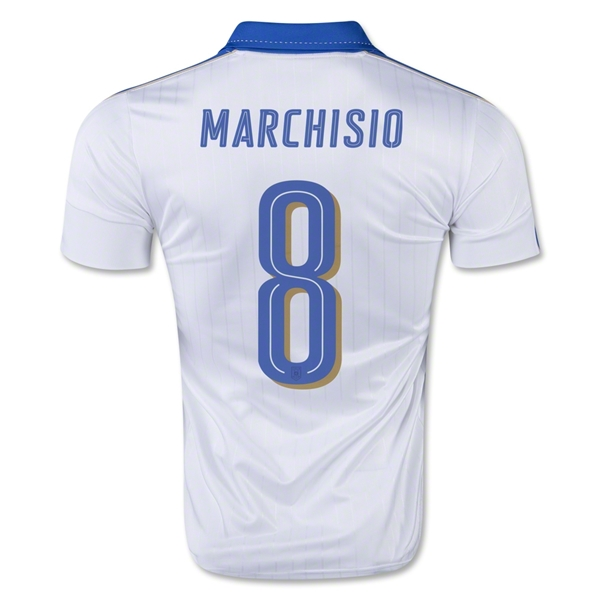 Italy 15/16 MARCHISIO Away Jersey