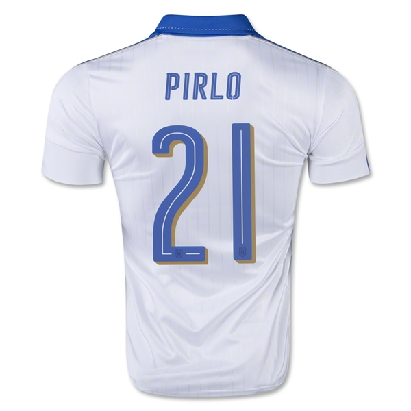 Italy 15/16 PIRLO Away Jersey