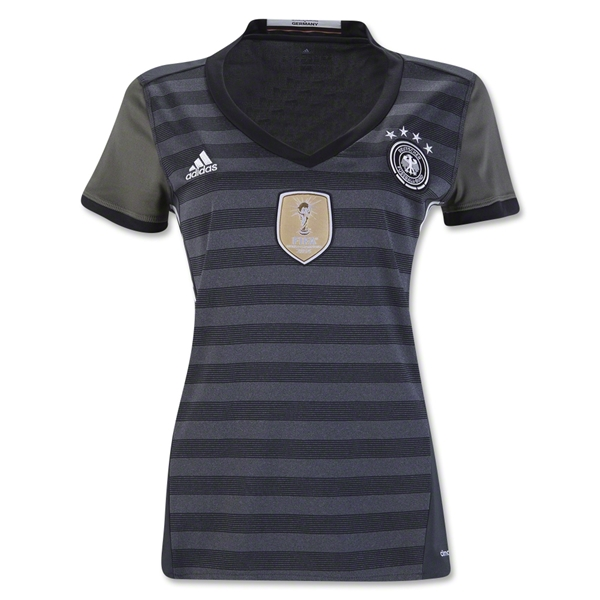Germany 2016 Women's Away Jersey