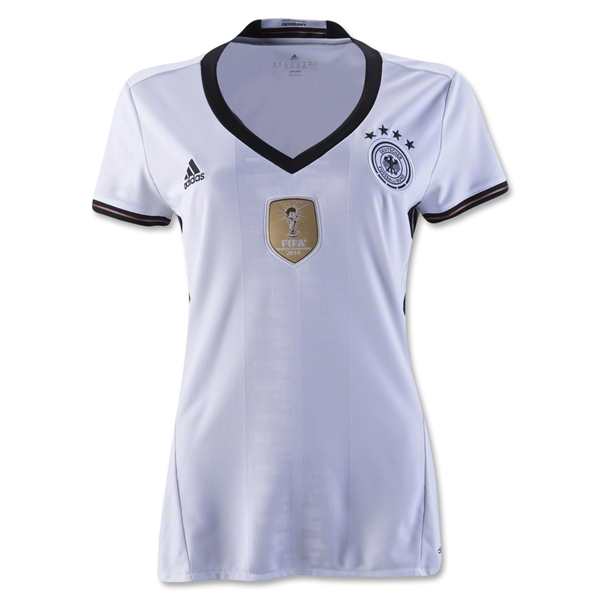 Germany 2016 Women's Home Jersey