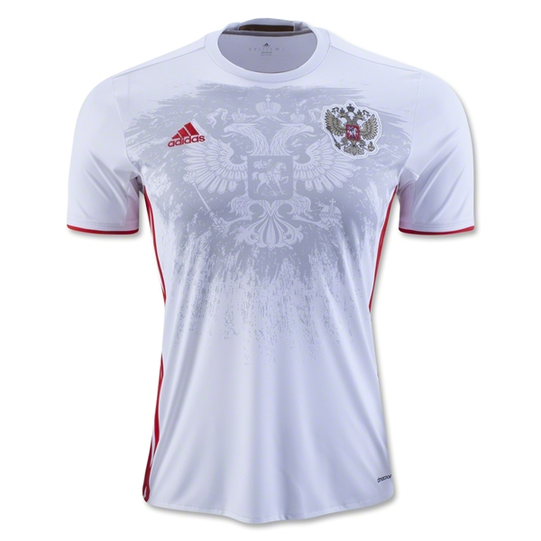 Russia 2016 Away Jersey