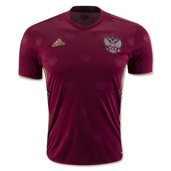 Russia 2016 Home Jersey