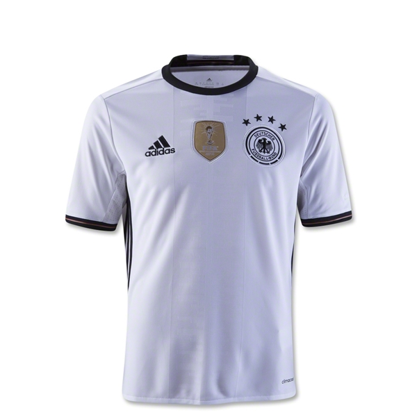 Germany 2016 Youth Home Jersey
