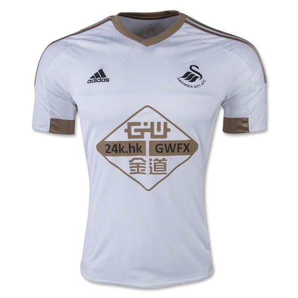 Swansea City 15/16 Home Jersey