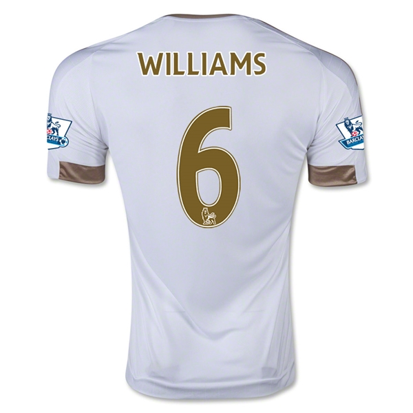 Swansea City 15/16 WILLIAMS Home Jersey