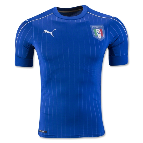Italy 2016 Authentic Home Jersey