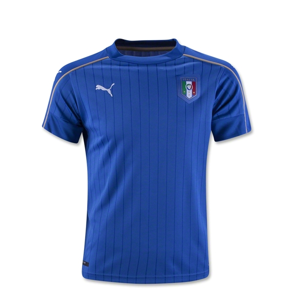 Italy 2016 Youth Home Jersey