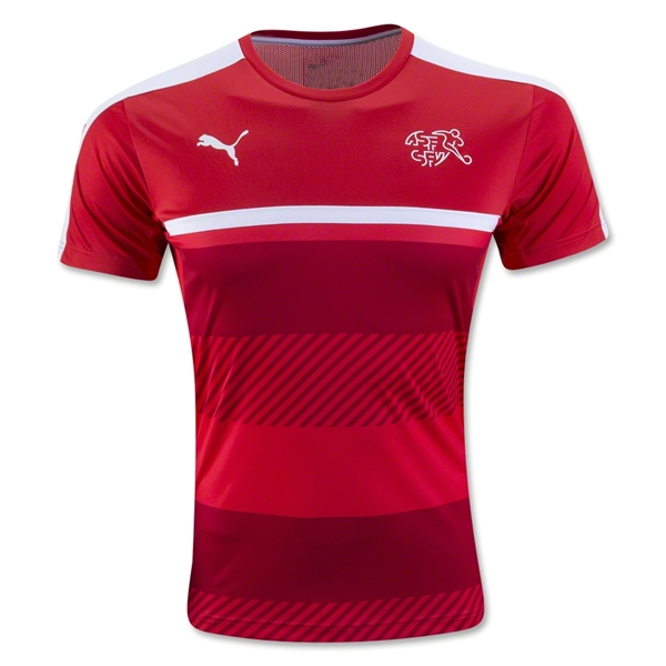 Switzerland 2016 Training Jersey