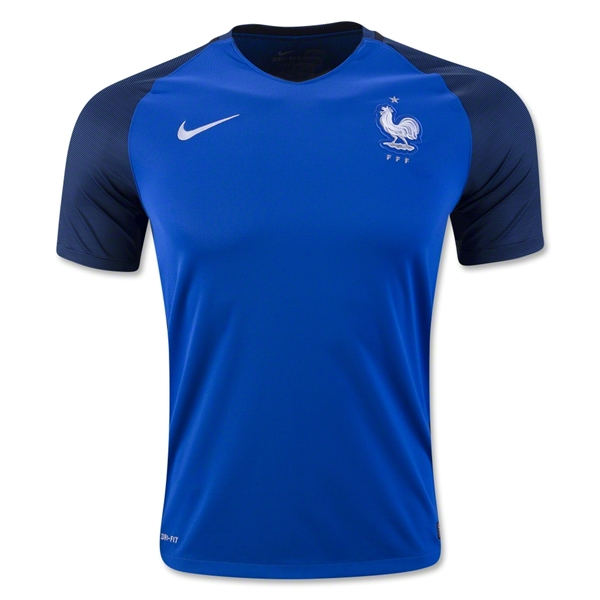France 2016 Home Jersey