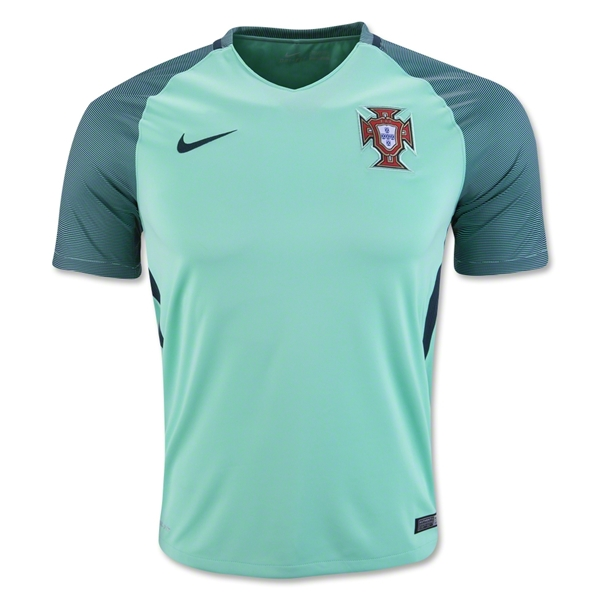 Portugal 2016 Away Jersey