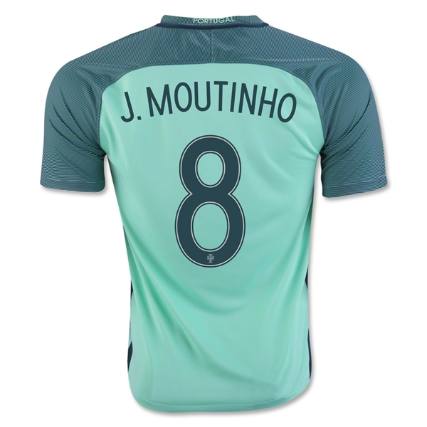 Portugal 2016 J. MOUTINHO Away Jersey