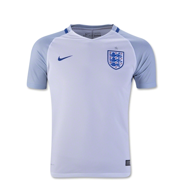 England 2016 Youth Home Jersey