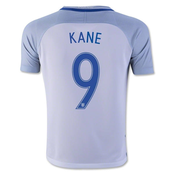 England 2016 KANE Youth Home Jersey