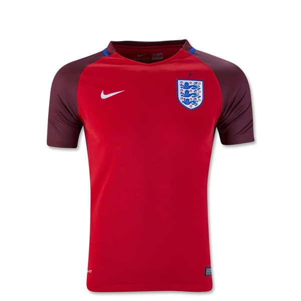 England 2016 Youth Away Jersey