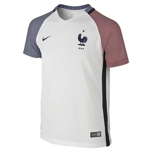 France 2016 Youth Away Jersey