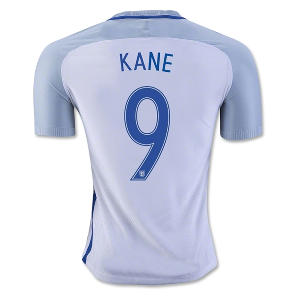 England 2016 KANE Authentic Home Jersey