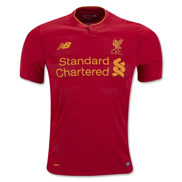 Liverpool 16/17 Home Jersey