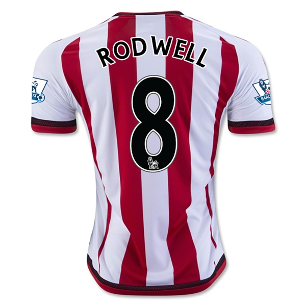 Sunderland 15/16 RODWELL Home Jersey