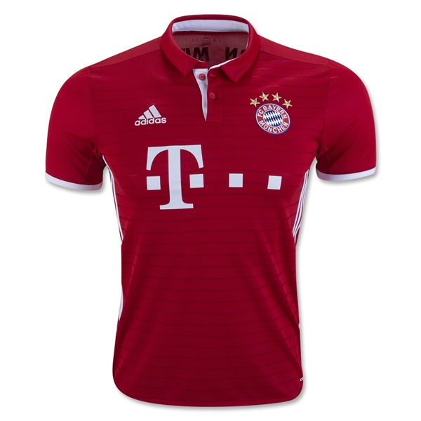 Bayern Munich 16/17 Home Jersey