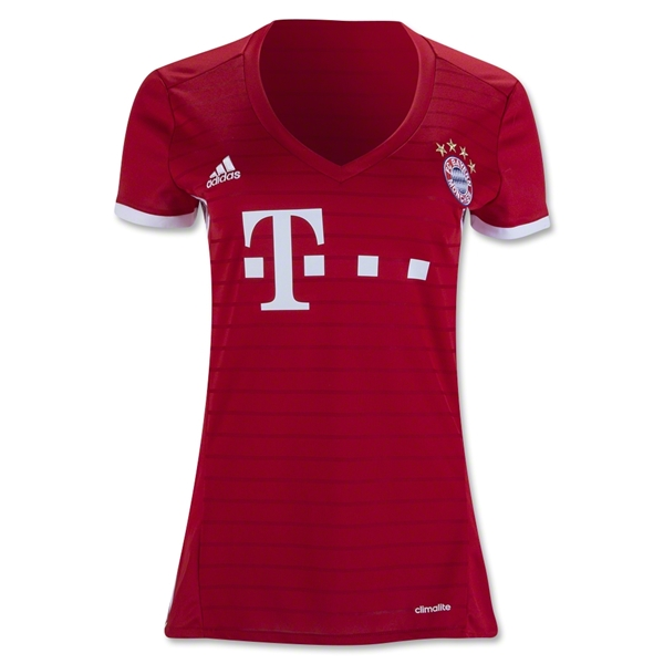 Bayern Munich 16/17 Women's Home Jersey