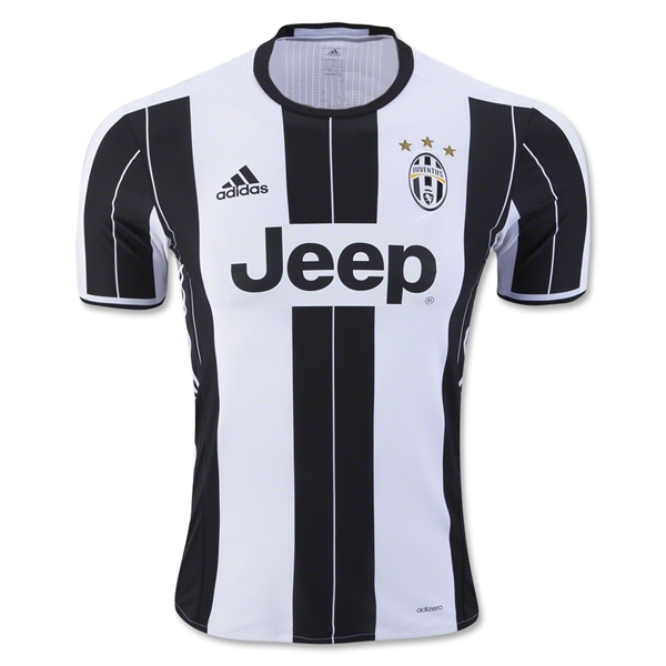 Juventus 16/17 Authentic Home Jersey