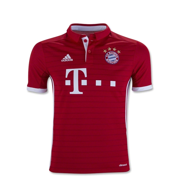 Bayern Munich 16/17 Youth Home Jersey