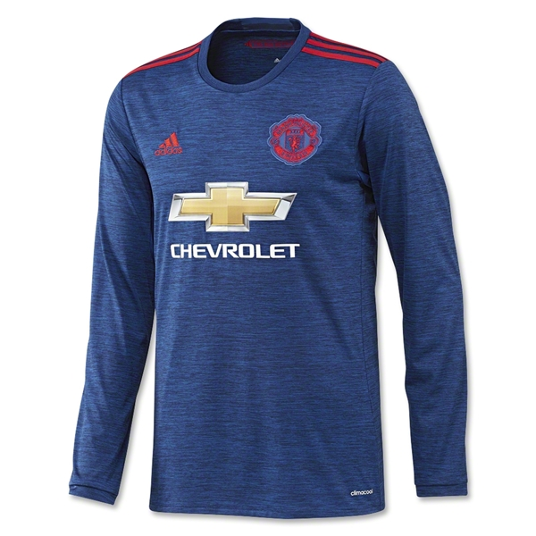 Manchester United 16/17 LS Away Jersey