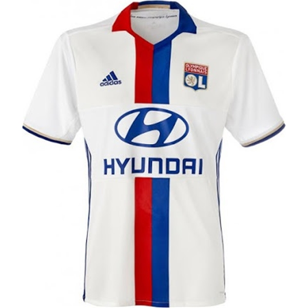 Olympique Lyonnaise 16/17 Home Jersey