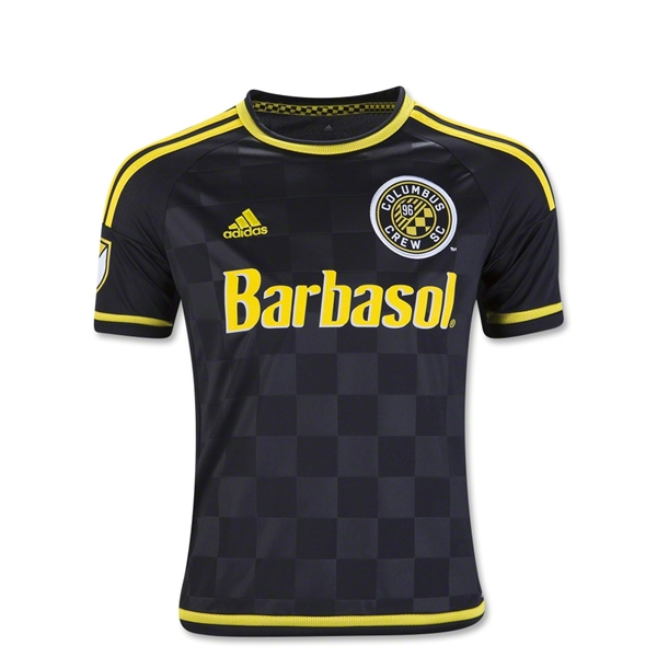 Columbus Crew 2016 Youth Home Soccer Jersey