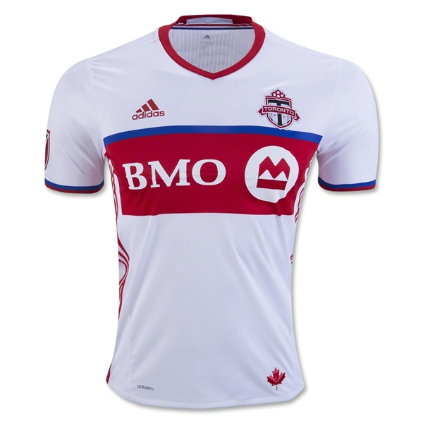 Toronto FC 2016 Authentic Away Soccer Jersey