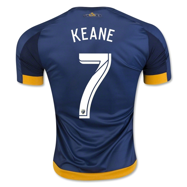 LA Galaxy 2016 KEANE Authentic Away Soccer Jersey